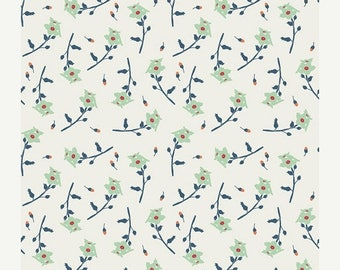 20EXTRA 40% OFF Reminisce Freshly Picked Mint - 3/4 Yard