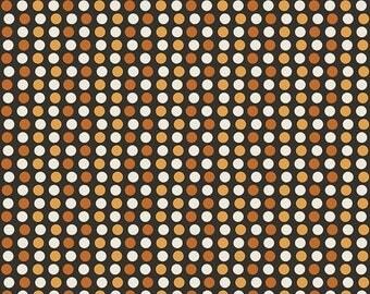 20EXTRA 50% OFF Lost & Found Halloween Dots Orange
