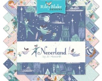 Neverland Fat Quarter Bundle (FQ-6570-18)