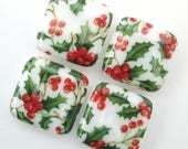 Holly berries board magne...