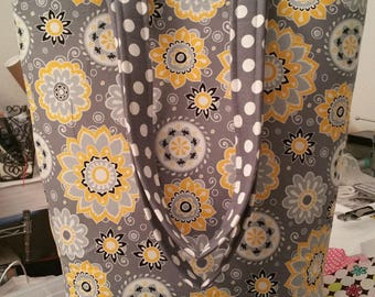 Grocery/Market/Tote Reversible Bag PDF Pattern -Super Easy-Great For Beginner-