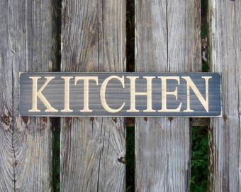 Kitchen Sign,kitchen Decor,kitchen Signs,farmhouse Decor,wood Sign,kitchen