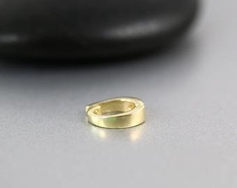 Gold Bail Enhancer - 14k Gold - Bail Enhancer - Removeable