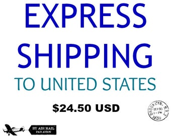 Express Shipping to US from Canada, Shipping Upgrade, Xpresspost, Tracking Number