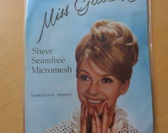 Vintage Miss Gillian seamfree stockings
