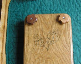 Leaf Press / White Oak