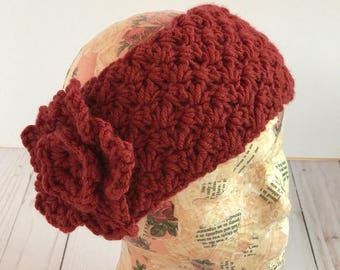 Women's Ear warmer // crochet headband//winter accessories // women's earmuff
