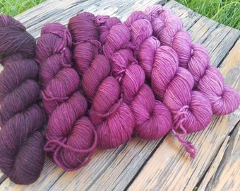 Intoxicated II Gradient  - Set of 6 - 900 yards - 70/20/10 MCN