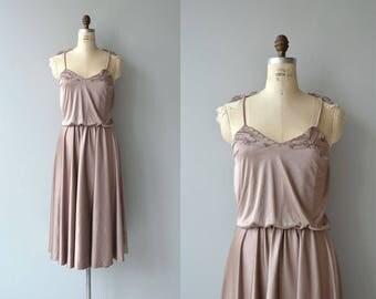 Azoia dress | vintage 1970s dress | embroidered 70s sundress
