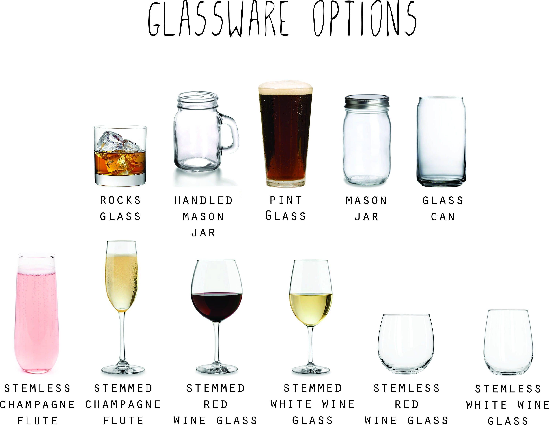 I love you i know glassware set set of 2 choose your style of engraved glassware engraved - Stemmed mason jars ...