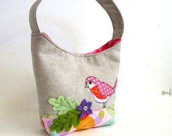 girls purse toddler tote kids handbag