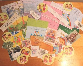 handcut various carton images,ephemera kit,handcut ephemera kit,various image crafting pack,carton images,carton image, G-12