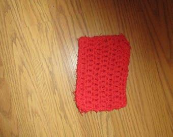Crochet Scrubbie -- 002