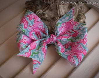 Lilly Pulitzer Inspired Boutique and Pinwheel Hairbows