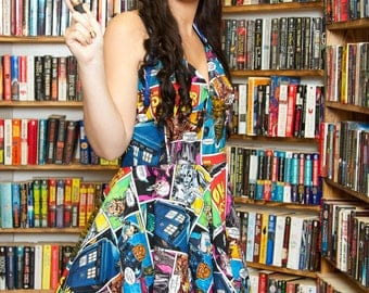 Doctor Who Pin up dress