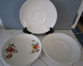 Quaker Oats Promotional Dishes by HLC Doric/Peachtree/Capitol Ivory