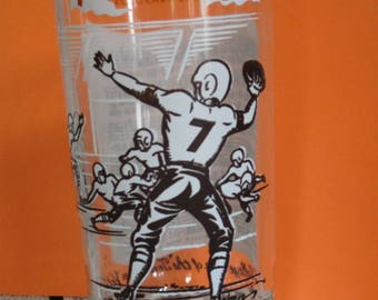 Stand up and Fight for Tennessee College  Song Drinking  Glass