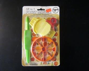 Retro Fruit Master Set