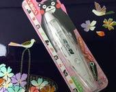 Kumamon Deco Rush Sticker Tape - 6mm Decoration Tape in Dispenser