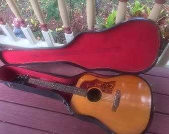 1970 Gibson J-55  acoustic guitar