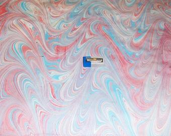 marbled paper,  cm 50 x 70   .carta marmorizzata,  -  935