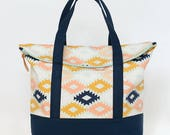 The Senna Tote - PDF Sewing Pattern
