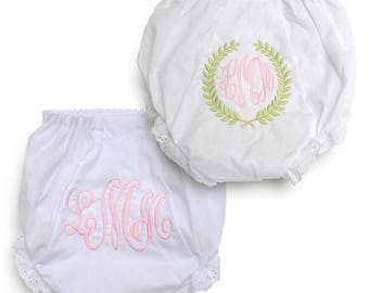 Baby Bloomers / Diaper Cover Set / Baby Girl Gift Set / Sunday Best Bloomer Set