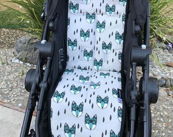 Ready to ship reversible stroller liner pram liner baby jogger city select BJCS3