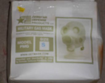 Evirstar Defense Products-Military Gas Mask-Pre-Owned