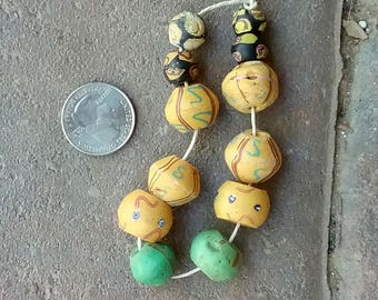 Antique King Beads
