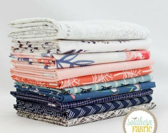 Amy Sinibaldi - Scrap Bag Quilt Fabric Strips