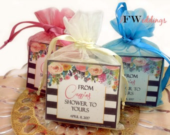 10 Handmade Soap Favors, Bridal Shower Soap Favors, Wedding Soap Favors, Baby Shower Soap Favors, Shea Butter Soap Favors, Custom Designs