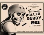 CALENDRIER ROLLER DERBY 2018