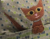 Cat Purse reserved for BM