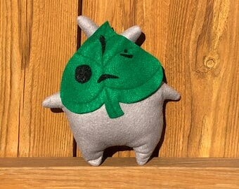 Plush Korok Legend of Zelda Forest Creatures