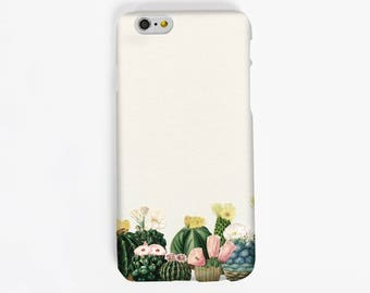 Cactus Phone Case for iPhone and Samsung - Cactus Garden