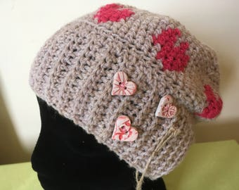 Adult Autumn/winter hat