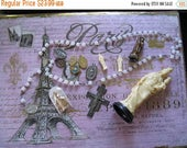 Religious Items - Crucifix - Mary - Plastic Icons Rosary Catholic Christian