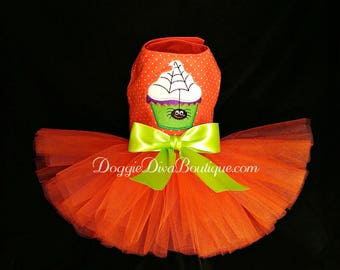 Dog Tutu Dress, Dog Dress, Dog Costume, Pet Dress, Pet Costume, XS, Small, Medium, Custom available