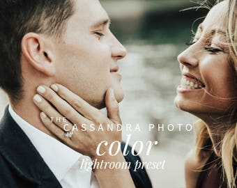 Moody Color Portrait And Landscape Editing Lightroom Preset, Wedding and Portrait Photography
