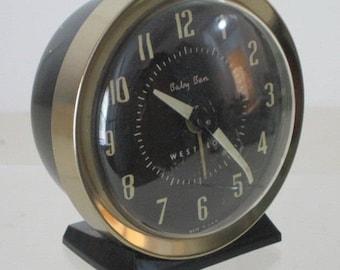 vintage Baby Ben by Westclox - retro alarm clock