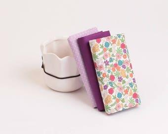 Fat Quarters Floral Cotton Bundle (3 Pieces) 87521