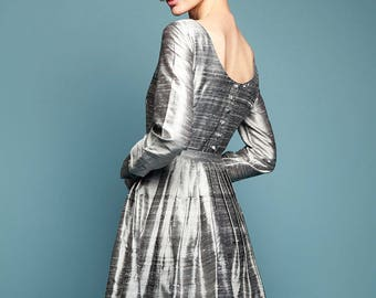 Silk dress for Victoria