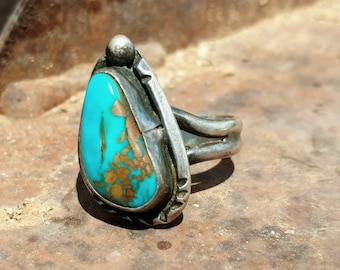 Pawn jewelry southwestern, Sterling silver Turquoise ring, Turquoise ring, Navajo jewelry, Turquoise Jewelry, Rings, Tribal Jewelry, Western