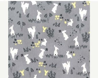 SALE 10% Off - Frolic in Fox  dc7303 - HOUSE of HOPPINGTON by Violet Craft - Michael Miller Fabrics - By the Yard