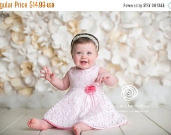 12% off Newborn headbands Baby headband Adult headband Child headband rhinestone headband Photo prop Preemie headband Teen headband flower h