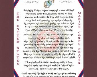 United States Marine Corps Prayer