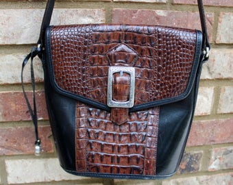 Vintage BRIGHTON Crossbody Bag