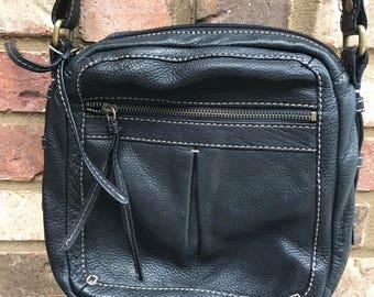 Vintage FOSSIL Crossbody Bag