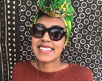 Gye Nyame- cateye sunglasses